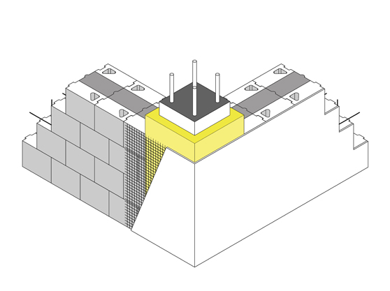 particolare-Bioclima-Zero19t-correzione-pilastro-angolo