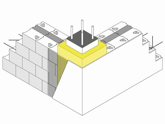 particolare-Bioclima-Zero23t-correzione-pilastro-angolo