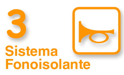 Sistema-fonoisolante