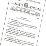 gazzetta ufficiale-requisiti minimi